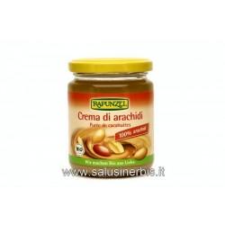 Crema di arachidi (Burro di arachidi)