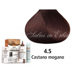 Tinta per capelli - Castano Mogano - 4.5