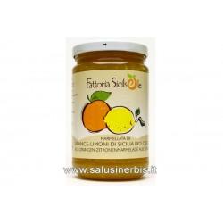 Marmellata di Arance-Limoni di sicilia