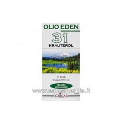 Olio Eden - Olio di 31 Erbe