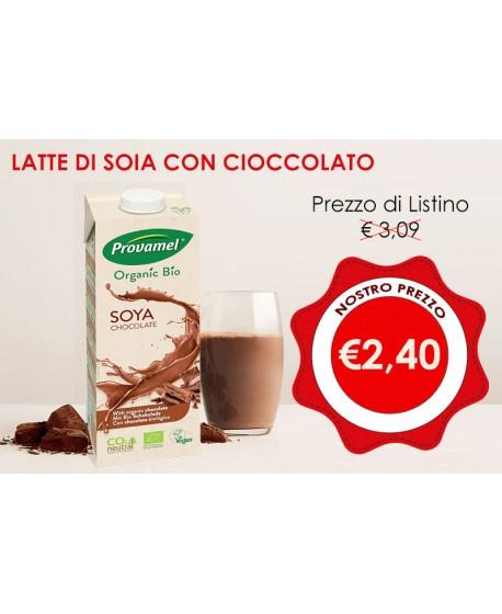 Latte di soia al cioccolato