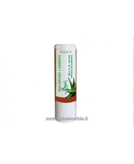 Balsamo Labbra con Burro di Karitè ed Aloe