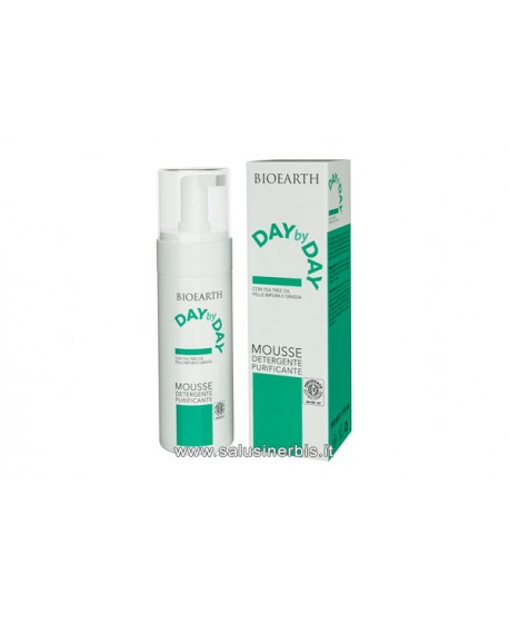 Day by Day Mousse Detergente Purificante