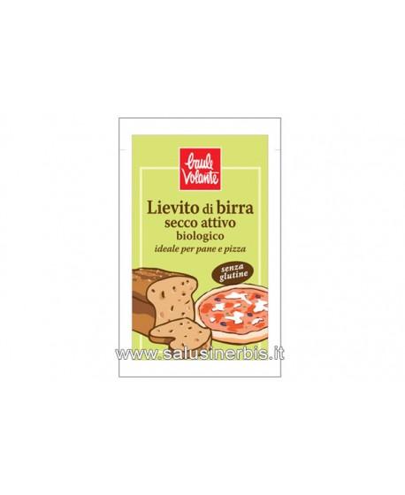 Lievito per pane e pizza