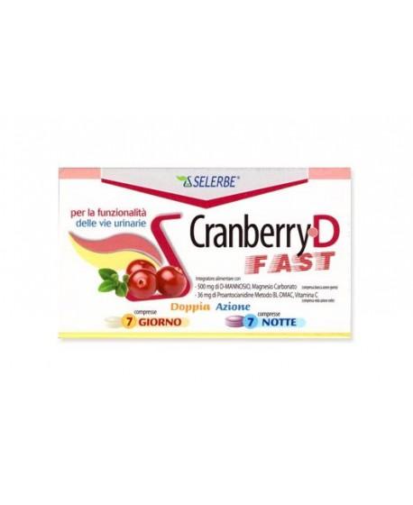 Cranberry D-Fast