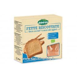 Fette biscottate di grano integrale