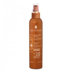 I Solari - Spray Fluido Solare SPF 20