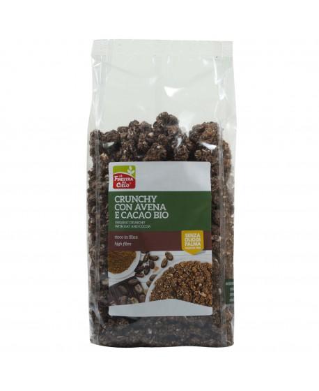 Crunchy Con Avena E Cacao