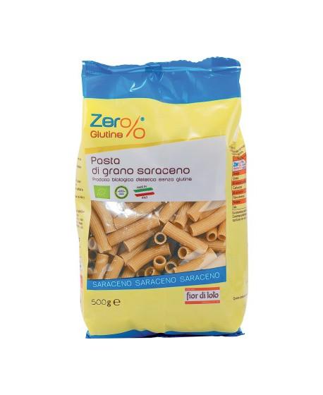 Maccheroncini di grano saraceno integrale