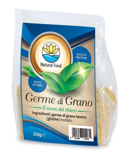 Germe di grano in scaglie