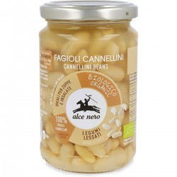 Fagioli cannellini in vaso
