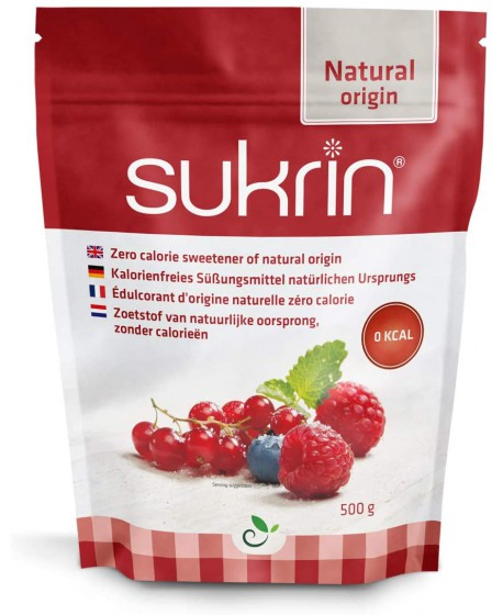 Sukrin dolcificante -  Eritritolo
