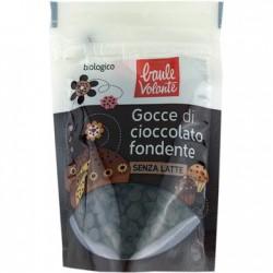 Gocce di cioccolato FONDENTE Senza LATTE