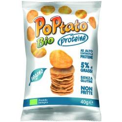 Patatine Snack Poptato Bio Proteine
