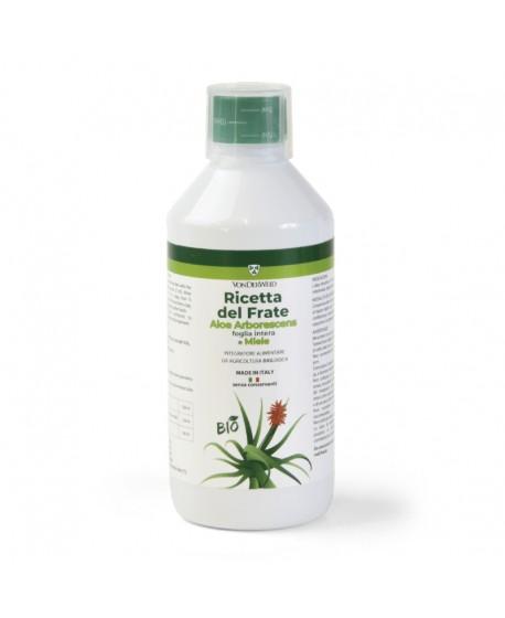 Aloe Arborescens Ricetta Classica