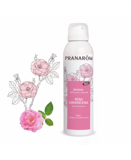 Idrolato Rosa Damascena - 150 ml