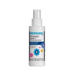 Deodorante Spray Bergamil