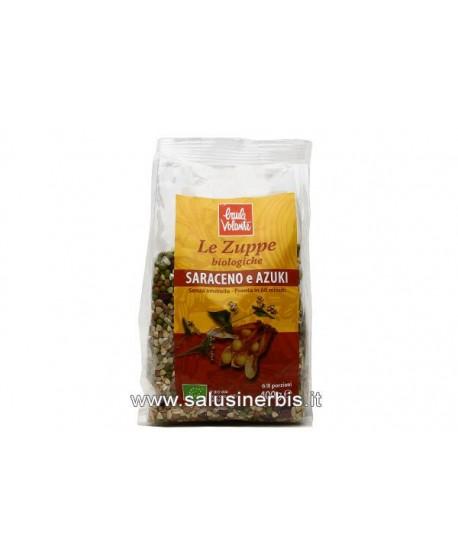 Zuppa saraceno e azuki